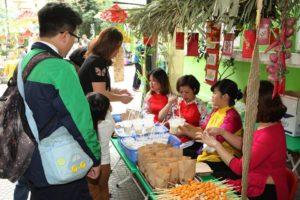 hội chợ xuân