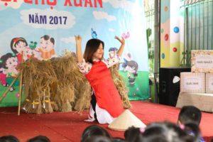 tiết mục múa cô giáo